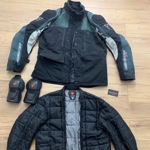 Dainese Gore-Tex protective motorcycling Jacket